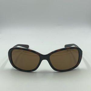 Tortoise Nike Oval Sunglasses